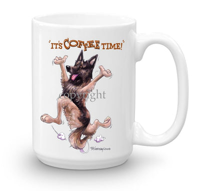 Belgian Tervuren - Coffee Time - Mug
