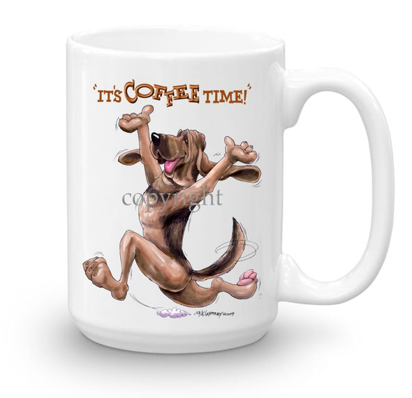 Bloodhound - Coffee Time - Mug
