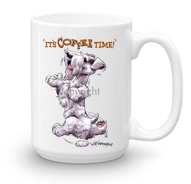 Sealyham Terrier - Coffee Time - Mug