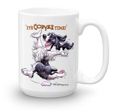 English Springer Spaniel - Coffee Time - Mug