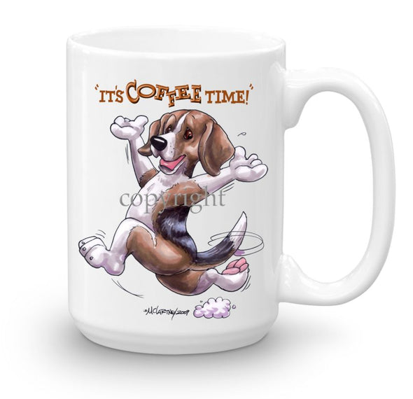 Beagle - Coffee Time - Mug