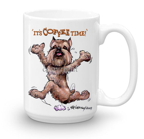 Brussels Griffon - Coffee Time - Mug