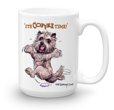Cairn Terrier - Coffee Time - Mug