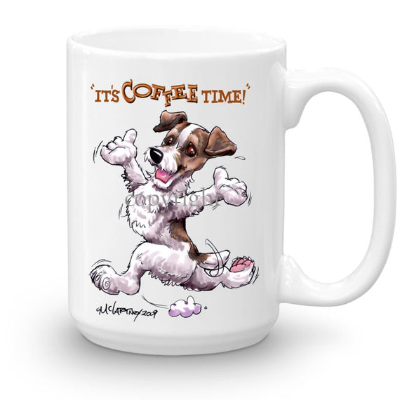 Parson Russell Terrier - Coffee Time - Mug