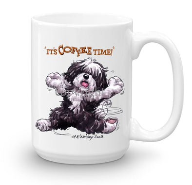 Havanese - Coffee Time - Mug