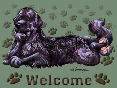 Newfoundland - Welcome - Mat