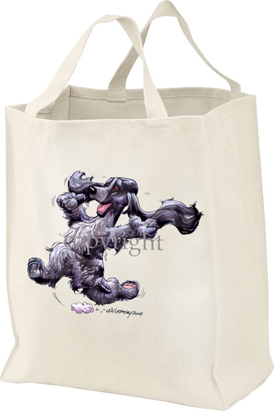 English Cocker Spaniel - Happy Dog - Tote Bag