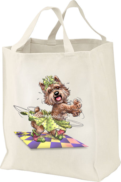 Norwich Terrier - Soda Dance - Mike's Faves - Tote Bag