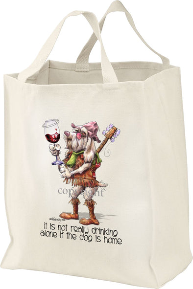 Spinoni - It's Not Drinking Alone - Tote Bag