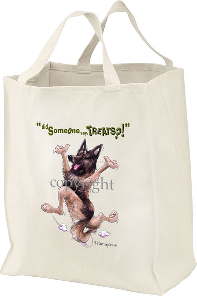 Belgian Tervuren - Treats - Tote Bag