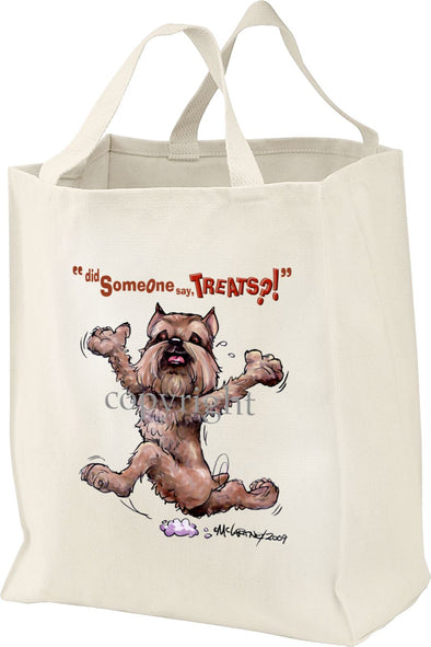Brussels Griffon - Treats - Tote Bag