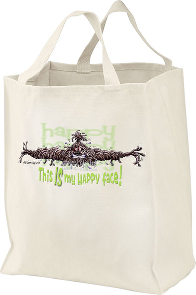 Puli - 2 - Who's A Happy Dog - Tote Bag