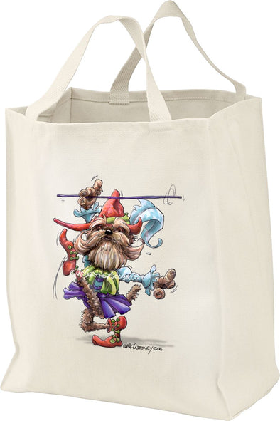 Brussels Griffon - Maestro - Mike's Faves - Tote Bag
