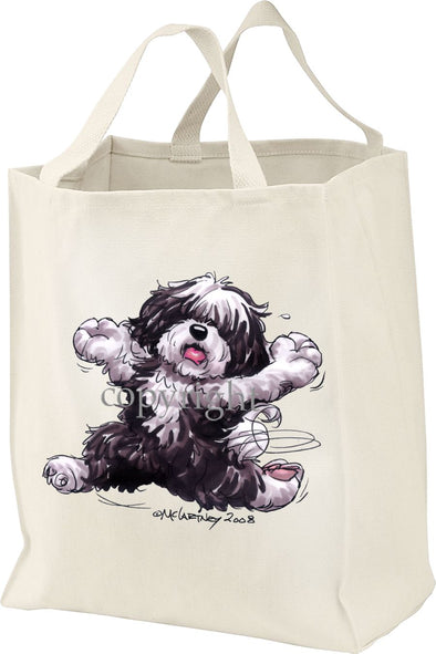 Havanese - Happy Dog - Tote Bag