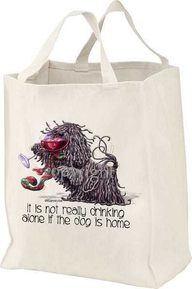Puli - It's Not Drinking Alone - Tote Bag