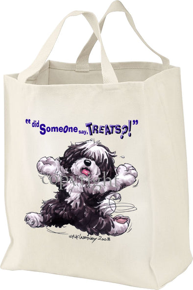 Havanese - Treats - Tote Bag