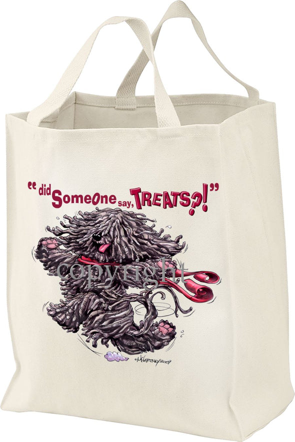 Puli - Treats - Tote Bag