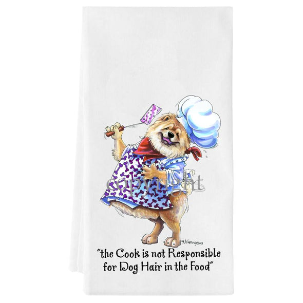 Chow Chow - Fat Chefs - Towel