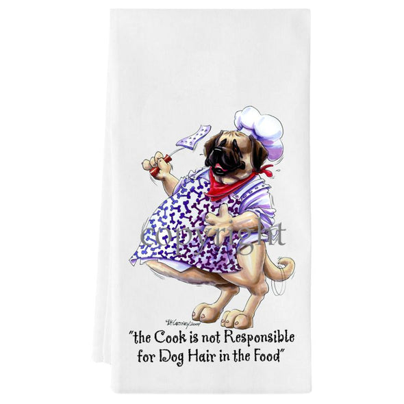 Mastiff - Fat Chefs - Towel