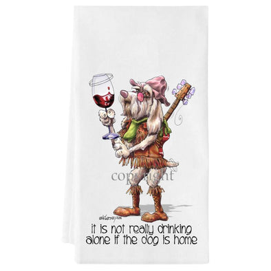 Spinoni - It's Not Drinking Alone - Towel