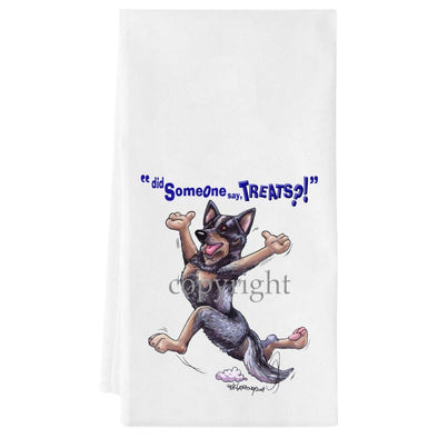 Australian Cattle Dog - Treats - Towel