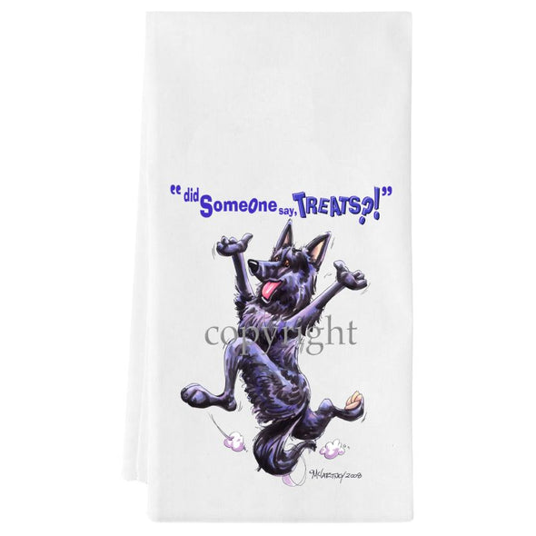 Belgian Sheepdog - Treats - Towel