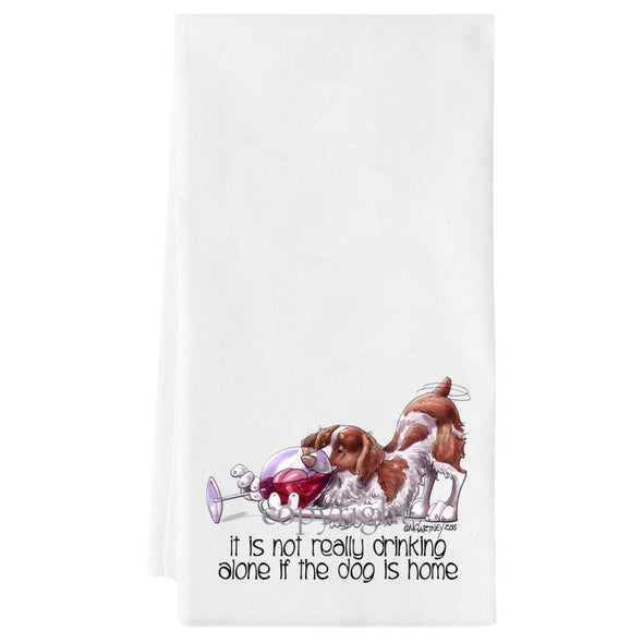 Brittany - It's Not Drinking Alone - Towel
