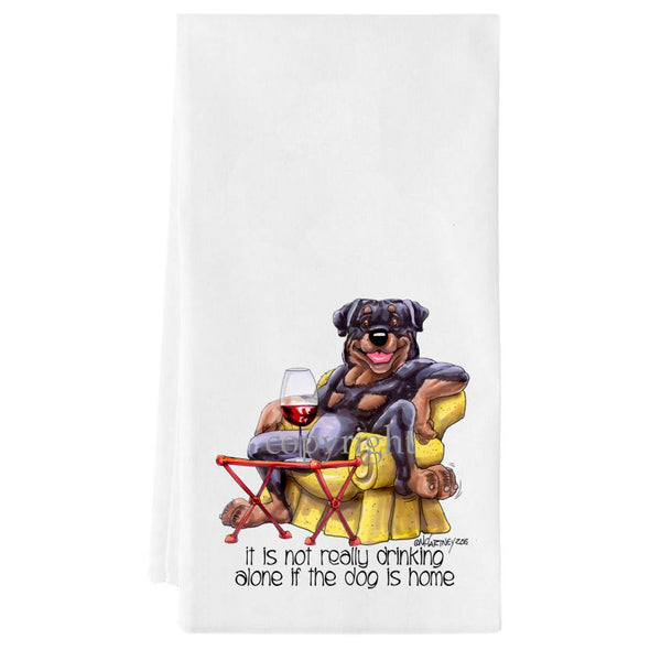 Rottweiler - It's Not Drinking Alone - Towel