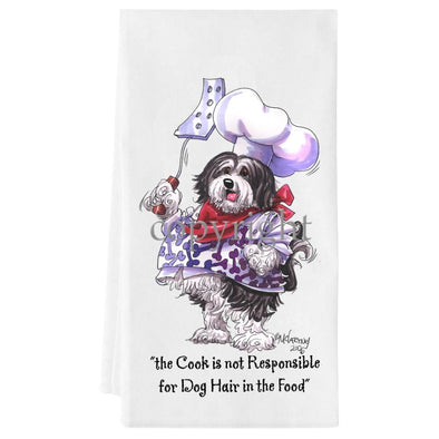 Havanese - Fat Chefs - Towel
