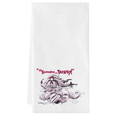 Shih Tzu - Treats - Towel
