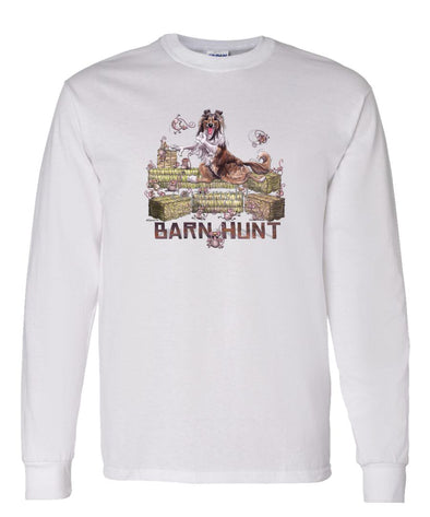 Collie - Barnhunt - Long Sleeve T-Shirt