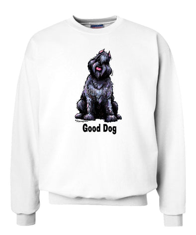 Bouvier Des Flandres - Good Dog - Sweatshirt