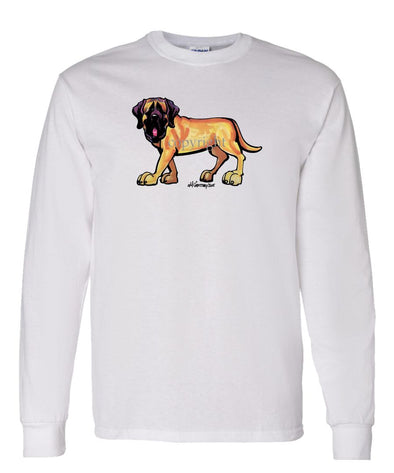 Mastiff - Cool Dog - Long Sleeve T-Shirt