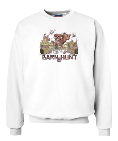 Norfolk Terrier - Barnhunt - Sweatshirt