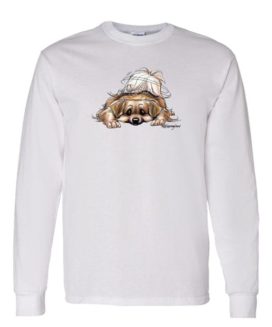 Tibetan Spaniel - Rug Dog - Long Sleeve T-Shirt