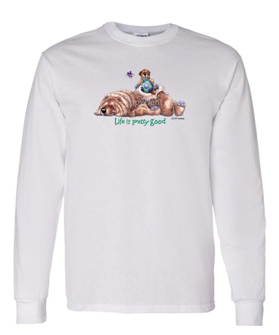 Chow Chow - Life Is Pretty Good - Long Sleeve T-Shirt