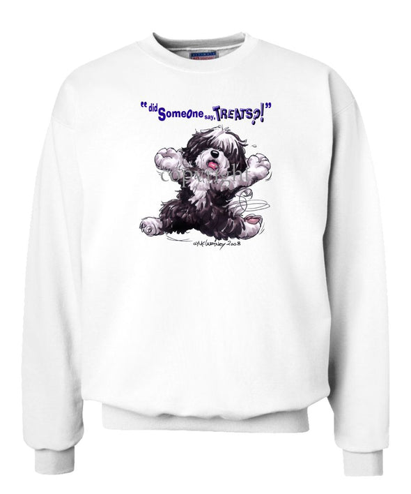 Havanese - Treats - Sweatshirt