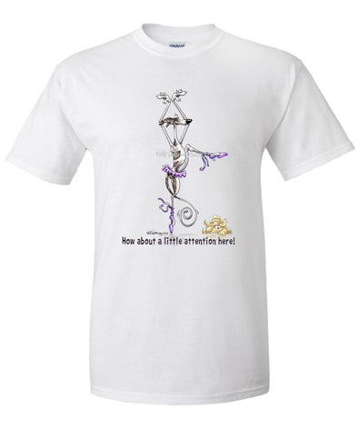 Whippet - Little Attention - Mike's Faves - T-Shirt