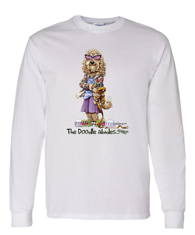 Labradoodle - Dude - Mike's Faves - Long Sleeve T-Shirt