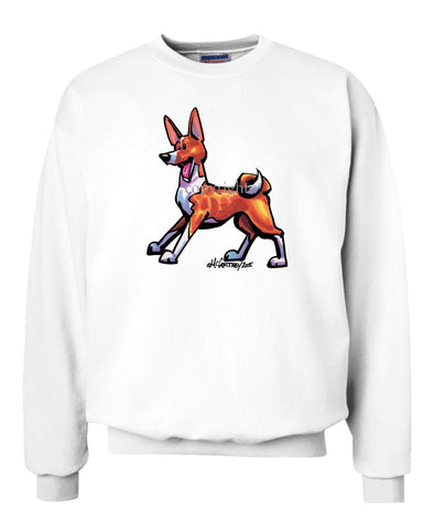 Basenji - Cool Dog - Sweatshirt