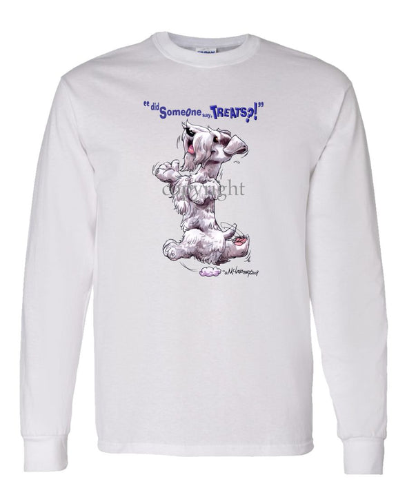 Sealyham Terrier - Treats - Long Sleeve T-Shirt
