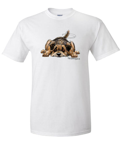 Border Terrier - Rug Dog - T-Shirt