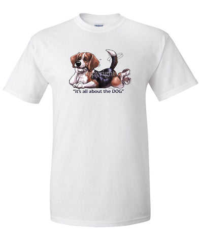 Beagle - All About The Dog - T-Shirt