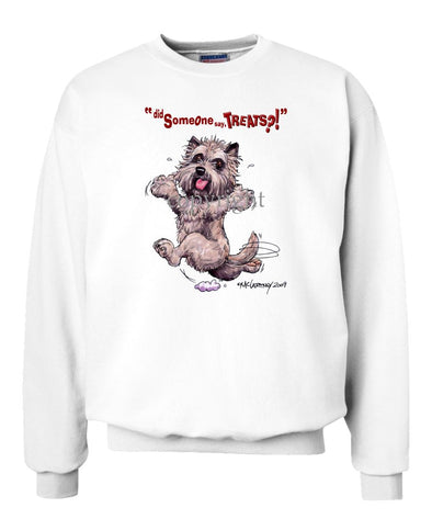 Cairn Terrier - Treats - Sweatshirt