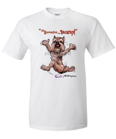 Brussels Griffon - Treats - T-Shirt