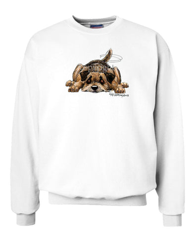 Border Terrier - Rug Dog - Sweatshirt