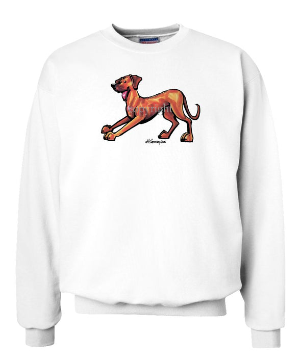 Rhodesian Ridgeback - Cool Dog - Sweatshirt