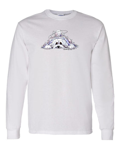 Havanese - Rug Dog - Long Sleeve T-Shirt
