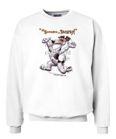 Wire Fox Terrier - Treats - Sweatshirt