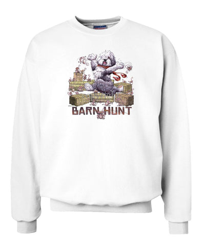 Old English Sheepdog - Barnhunt - Sweatshirt